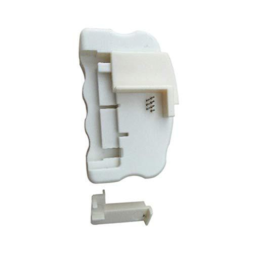 MZH Chip Resetter für Epson 7- und 9-Pin-Tintendruckerteile Weiß Wartung |Chip Reset Tool |Verlängern Sie die Lebensdauer der Chipsfür EPSON R210 R230 R310 R350 RX510