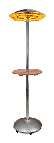 Orbegozo PHF 40 - Estufa eléctrica para exterior