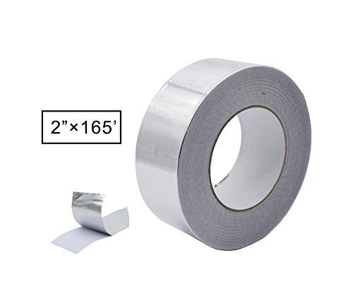 3.2 mil Thick Nashua 322 Multipurpose Foil Tape 9 m Length 48 mm Width