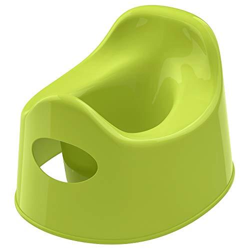 IKEA 0627664186019 LILLA Töpfchen & Trittschemel -Brand new, grün