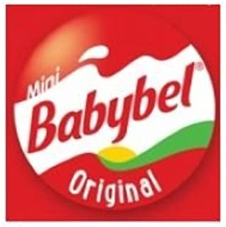 The Laughing Cow Mini Babybel Original Cheese in Net, 4.5 Ounce -- 12 per case.