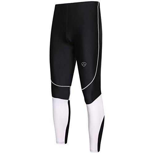 Pantalón de Running, Pantalón de Correr, Mallas compresivas - Dehera