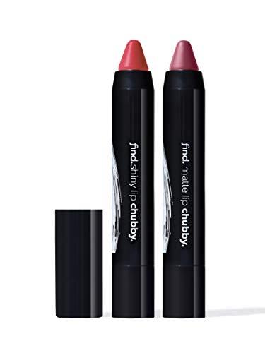 FIND - Passionate Pink (Lippenstift glänzend n.5  + Lippenstift, matt n.5)