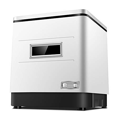 Lavavajillas Inteligente Pequeño Lavavajillas Familia Mini Lavadora Equipo De Cocina