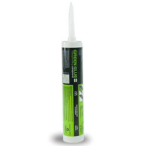Green Glue Company CMPD_1pk Damping Compound, 1 Tube