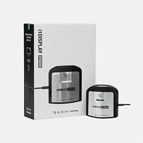 【国内正規代理店品】X-rite エックスライト ディスプレイキャリブレーションツール i1Display Studio アイワン・ディスプレイ・スタジオ KHG1037
