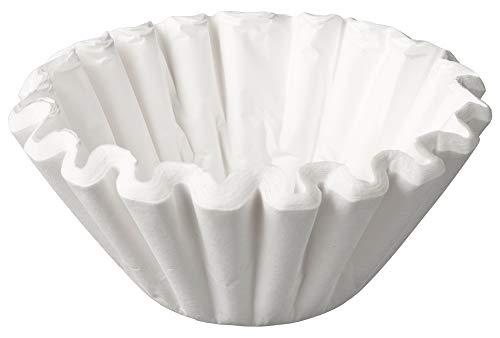 Bonamat Bravilor Korbfilter Kaffeefilter 1000Stk. weiß 90/250mm