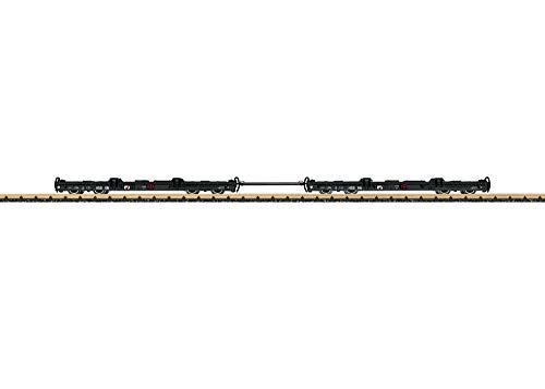 LGB L49181 G 2er-Set Rollwagen der HSB
