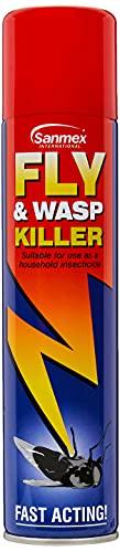 Sanex Fly & Wasp Killer Aerosol, 300ml