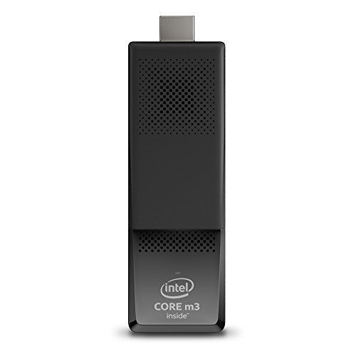 Intel Compute Stick CS325 Computer with Intel Core m3 processor (BOXSTK2m3W64CC),Black
