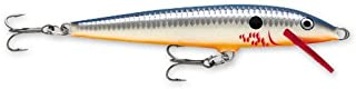 Rapala Original Floater 03 Fishing lure, 1.5-Inch, Bleeding Original Shad