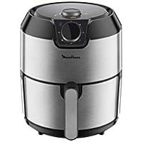 Moulinex - Freidora Sana 1500 W, 4 modos de cocción, capacidad 4,2 L, temperatura ajustable entre 80 y 200 ºC - Apto para lavavajillas (Reacondicionado)
