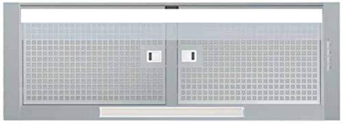 CATA CORONA X 90 850 m³/h Encastrada Acero inoxidable A - Campana (850 m³/h, Canalizado/Recirculación, A, A, B, 65 dB)