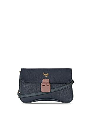 Baggit Women's Synthetic Sling Bag (Blue) (Lp Cosi)