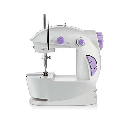 Lowest Prices! NingNing Sewing Machine, Mini Hand-held Portable Manual Heavy Duty Repairer, Automati...