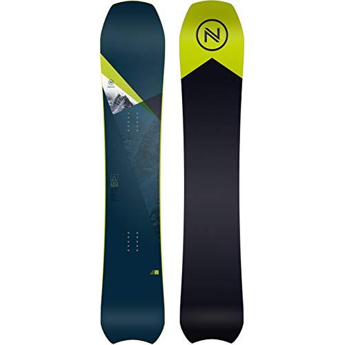 Nidecker Herren Freestyle Snowboard Area 153 2019 Snowboard