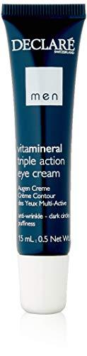 Declaré Vita Mineral homme/men Triple Action Eye Cream, 15 ml