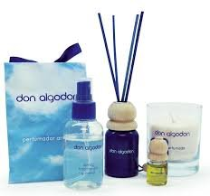 Pack don algodon ambients.