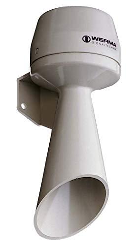 WERMA Signalhupe 58205268 230V AC, 15mA Signalhupe 4049787005033