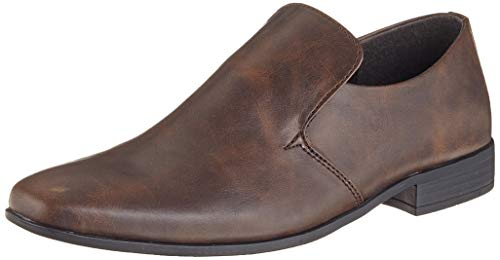 Burton Menswear London Herren Raye Slipper, Braun (Tan 160), 46 EU