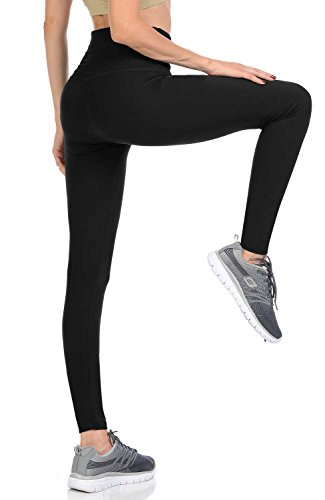 Viv Collection Black Leggings
