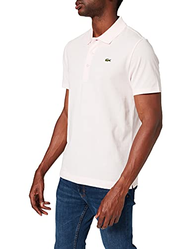 Lacoste YH4801 00 Polo Sport, Rose (Flamant), S para Hombre