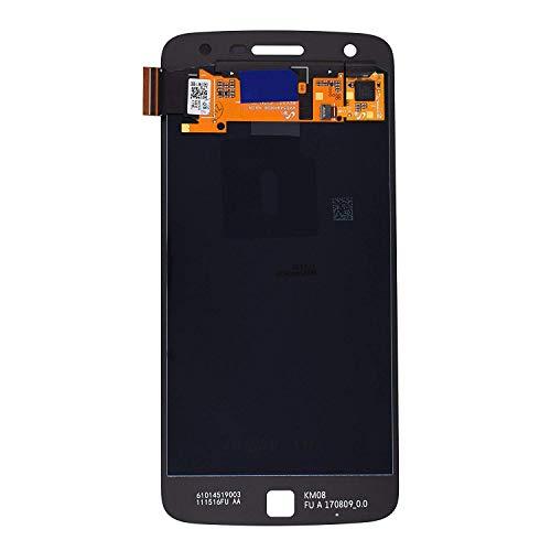 for Motorola Z Play XT1635 XT1635-01 XT1635-02 XT1635-03 5.5' Black LCD Display Touch Screen Digitizer Replacement