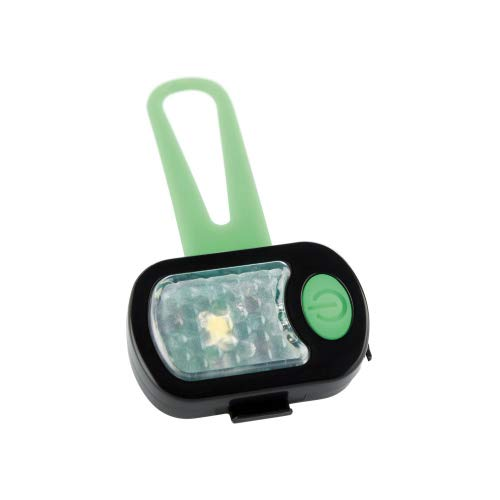 HUNTER LED-Anhänger Flashlight, zum Befestigen an Leine, Halsband oder Geschirr