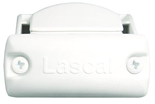 Lascal 29111 Lot de 3 supports de tube pour KiddyGuard Avant//Accent Assure Noir Taille L