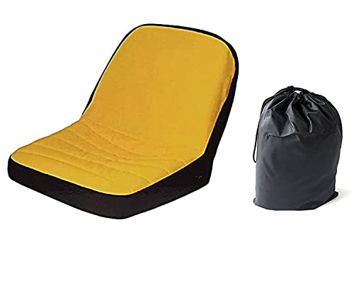 Seat Cover (Large) LP92334 Fits John Deere Mower up to 16.5