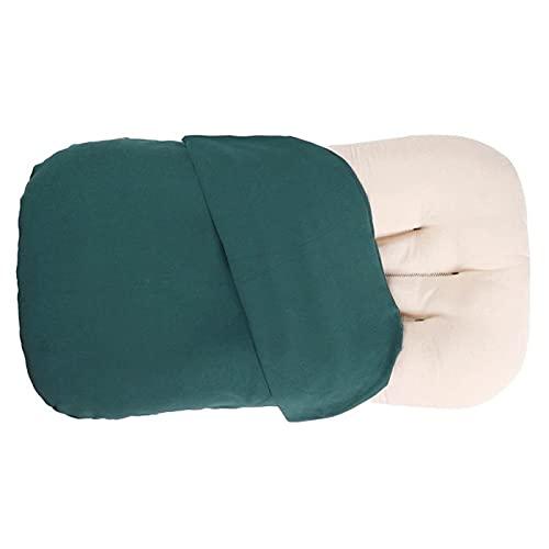 Jingmei Nidos Reductor De Cuna - 100% algodón Suave Transpirable Reductor De Cuna - Nidos para Bebes - Adecuado para Cambiar pañales. BesBet