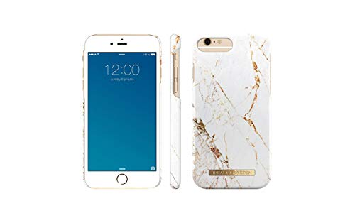 iDeal Of Sweden Carrara Gold Handyhülle für iPhone 8 Plus / 7 Plus / 6 Plus / 6s Plus