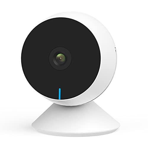 Laxihub ベイビーモニター ネットワークカメラ ベビーカメラ WiFi ペットカメラ 1080P 200万画素 見守りカメラ 防犯監視カメラ 屋内カメラ 夜間撮影 相互音声会話 動作検知 スマホ通知 録画 室内 暗視 子供 猫 犬 介護 日本語アプリ