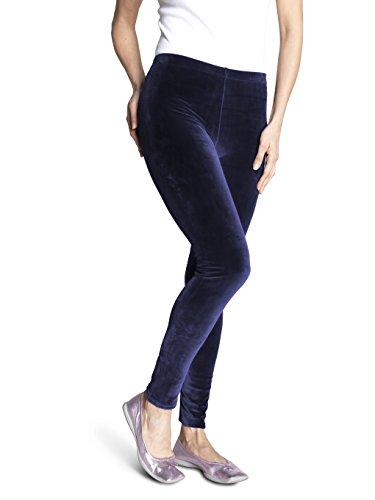 SOXON Nicki-Hose - Die flauschige Wohlfühl-Hose für jeden Tag (S/M, Marine)