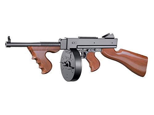 Rayline 8903 Softair Gewehr (Manuell Federdruck), Material: ABS (Stoßfest), Nachbau im Maßstab 1:1, Länge: 80,5cm, Gewicht: 1500g, Kaliber: 6mm, Farbe: Schwarz - (unter 0,5 Joule - ab 14 Jahre)