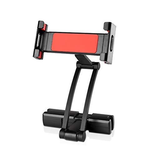 COLUDOR Universele Auto Tablet Houder Auto Hoofdsteun Tablet Houder Backseat Tablet Mount Ondersteuning voor Tablet PC met 5Inch en Boven