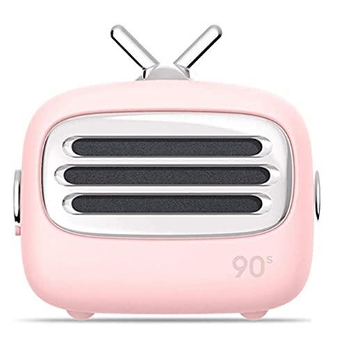 N/A Altavoz Inalámbrico Bluetooth - Mini Altavoz Mobile Subwoofer Mobile Portátil Portátil Portátil Portátil Portátil Tableta, TV y Ideas de Regalo (Color: a) mei (Color : B)