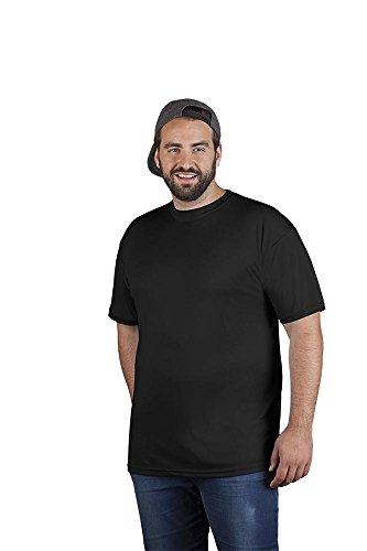 Promodoro Men's Performance-T-Shirt 100{62ae5ad78d985922c2a175732ef77680ae98827929ad925ca35a7c99491f5cc9} Polyester, 125 g/m Antipilling-Ausrüstung, UV-Schutz XXXL Schwarz