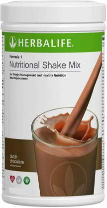Mayra Herbalife Formula 1 Nutritional Shake Mix (Dutch Chocolate Flavour) 500g