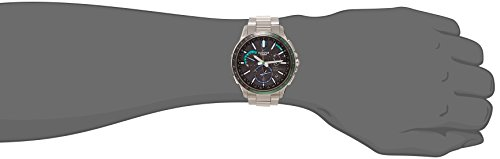 『[カシオ] 腕時計 オシアナス GPSハイブリッド電波ソーラー Limited Edition OCW-G1100-1A2JF シルバー』の2枚目の画像