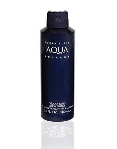 Perry Ellis Aqua Extreme, 6.8 fl oz Body Spray