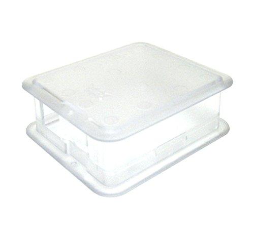tek-yun Case For Arduino YUN–Transparent