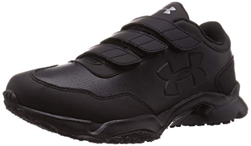 Under Armour Wide JP 3020205 Ultimate Athletic Shoes (Baseball / 2E Fit) - black