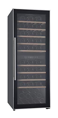 respekta WKS77 - Nevera de vino (2 climatizadores, independiente)