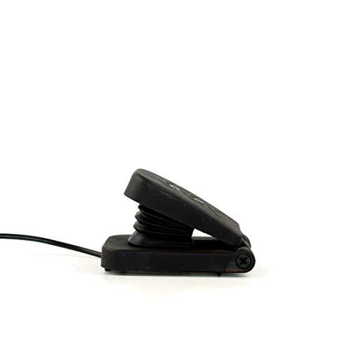L-faster Pedal eléctrico de gas para karting eléctrico de los niños del coche del acelerador del triciclo eléctrico del acelerador del pedal del pedal del control de velocidad eléctrico