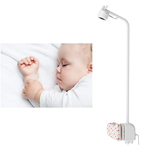Great Features Of WDXIN Baby Monitor with Camera Video HD 1080P Crib Special Infrared Night Vision T...