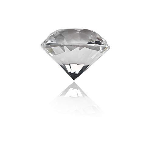 20mm ~ 50 millimetri 1 / 10pcs cristallo diamante di vetro fermacarte di vetro decorativo Regali di diamanti da sposa Accessori for la casa Decoration ornamenti in miniatura