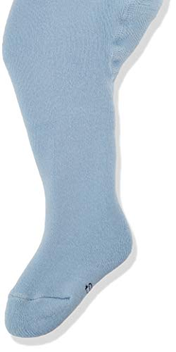 Sterntaler Sterntaler Unisex-Baby Strumpfhose Uni Hosiery, bleu, 50