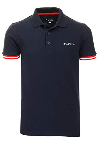 Ben Sherman Jungs Polo Shirt (Navy Blazer) 8-9 Years