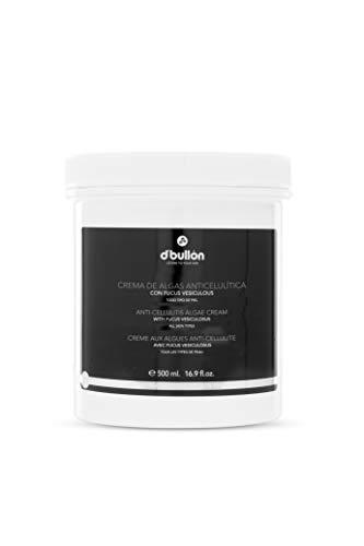 B D. Bullon Crème anti-cellulite pour le corps des algues, pour prévenir et combattre la cellulite 500 ml